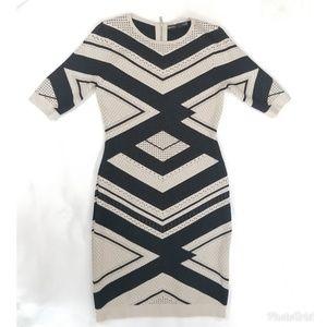 Karen Millen Knit Bodycon Bandage Stretch Dress
